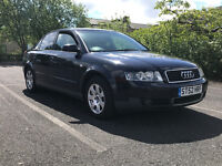 AUDI A4 1.9 TDI BULLETPROOF ENGINE BARGAIN PX TO CLEAR