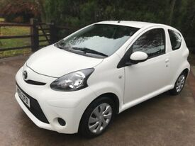 2013 TOYOTA AYGO 1.0 MANUAL LOW MILES FULL HISTORY