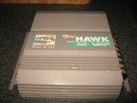 Hawk Car Amplifier