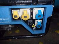 Petrol Honda Generator SDMO SH6000