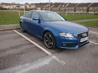 Audi A4 petrol 3.2 SE with S-line interior .great car perfect condition.