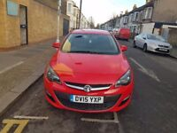 2015 VAUXHALL ASTRA 1.4 EXCITE HPI CLEAR EXCELLENT CONDITION FULL DEALER SERVICE HISTORY