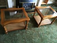 SOLID WOOD COFFEE TABLES