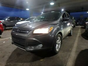 2014 Ford Escape SEL Leather, Sunroof, Nav, BU Cam, AWD