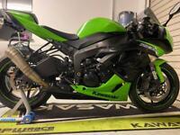 2012 Kawasaki zx6r