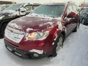 2009 Subaru Tribeca AWD Sunroof - Heated Seats