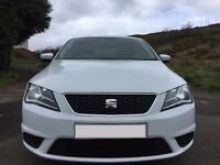 Seat Toledo 1.6 Eco tech turbo diesel 64 plate.