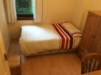 Double Bedroom available in flat 5 mins from University of Aberdeen