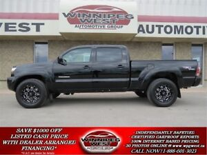 2011 Toyota Tacoma TRD SPORT, LEATHER, BLUETOOTH, 6 FT BOX, MB T