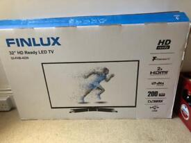 "Television - Finlux 32"" Hd TV"