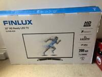 """Television - Finlux 32"""" Hd TV"""