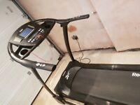 Reebox Z9 Treadmill - Excllent Condition, Uphill Climb, Pulse, Milage & Calorie Counter