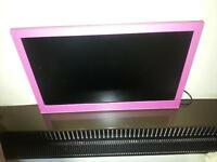 "22"" ULTRA SLIM BUSH HDMI DIGITAL/ DVD LCD TELEVISION"