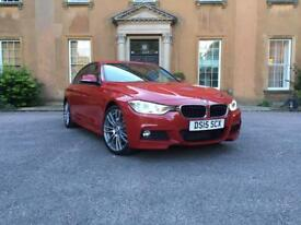 BMW 320d M sport Plus Package (very low miles) BMW warranty £30 a year road tax