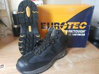 Eurotek work tough safety footwear