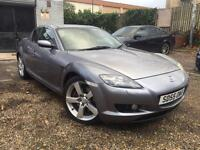 MAZDA RX-8 FULL LEATHER INTERIOR, SPORTS CAR, Z4, AUDI TT,
