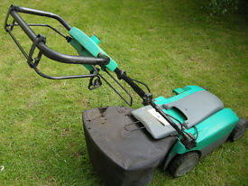 Gardenline GLM 1650 Electic Lawn Mower, in working order.