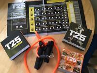Focus T25 dvds
