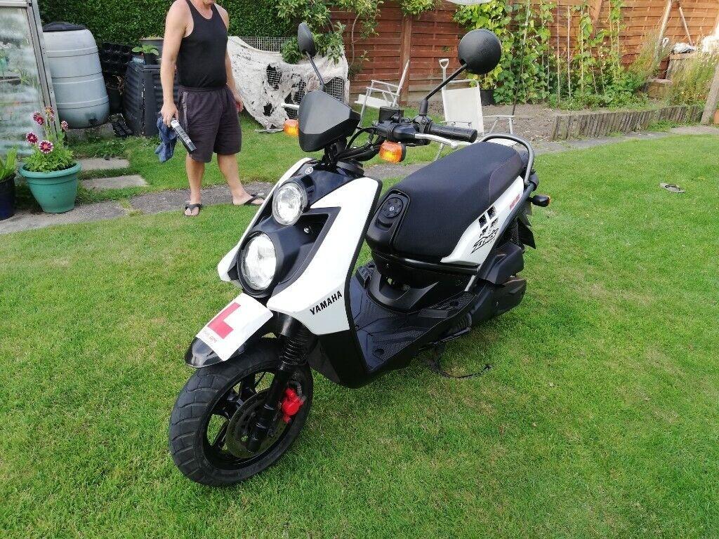 Yamaha bws 125 | in Alfreton, Derbyshire | Gumtree