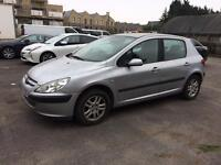 Peugeot 307 1.6 Petrol Perfect Runner ( Spare and Repaire ) Exporters Welcome