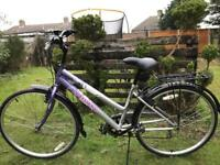 LADIES, WOMAN CITY BIKE FOR SALE