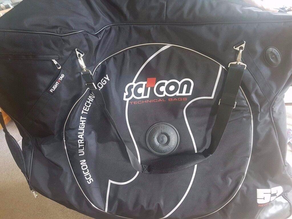 Scicon AeroComfort 2.0 TSA™ Bike Bag - Used