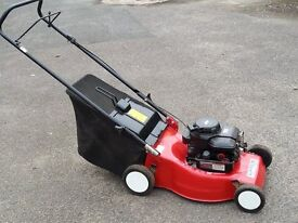 MOUNTFIELD LASER PETROL LAWNMOWER SERVICED