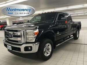2014 FORD F-250    SUPER DUTY SUPER CREW