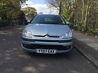 Citroen C4 SX for sale, MOT, 1 former owners, Low mileage, drives very well.