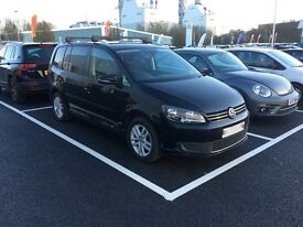 2013 Volkswagen Touran 1.6 TDI Bluemotion Tech