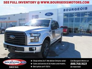2016 Ford F-150 XLT 4X4 CREW REMOTE START SYSTEM NEW 302A