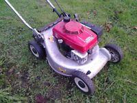 Free petrol lawnmower for repair or parts