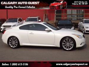 2008 Infiniti G37 Sport 6-SPEED/ LEATHER/ SUNROOF