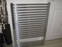 For sale stainless steel Rad in good order also other normal central heating radiators a clean te