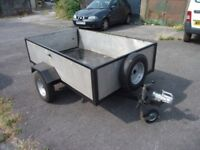 large car trailer