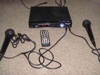 Vocal star 600 karaoke 1 mic usb