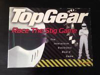 Top Gear board game electronic toy childrens mens boys gift