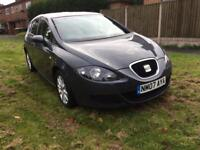 2007 SEAT LEON 1.9 TDI REFERENCE ONLY 91,000 MILES