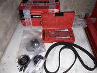 Vauxhall Z19DT Gates timing belt/water pump & locking pin kit