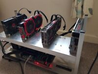 Ethereum mining rig for sale
