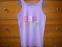 Girls Vest top (6-8 yrs?) GAP