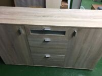 Sideboard - Light Wood Finish