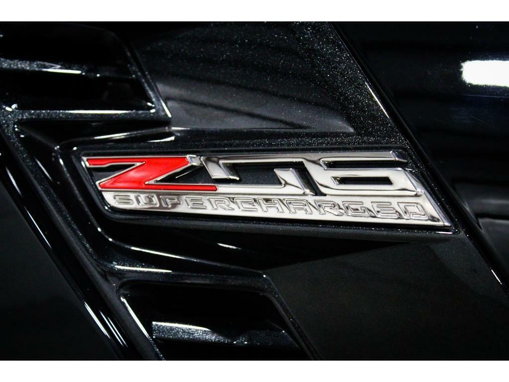 2019 Black Chevrolet Corvette   | C7 Corvette Photo 10