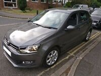 Volkswagen Polo 1.4 Match DSG AUTOMATIC 5dr