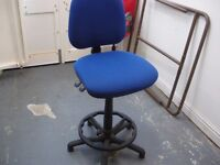 HIGH LEVEL SWIVEL OFFICE TYPE CHAIR