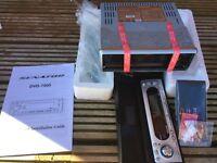 DVD player/radio for Bailey Senator caravan