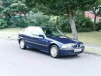 BMW 3 Series 1.6 316i Compact 3dr,,,,,,,,,,,,£595 ono