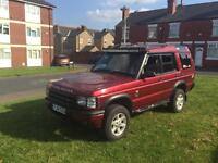 2002 Land Rover discovery 2 td5 gs 7 seater top spec loads of extras