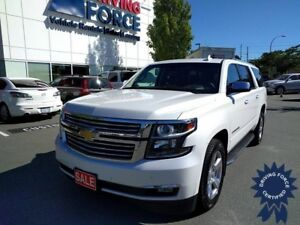 2016 Chevrolet Suburban LTZ 4x4 - 51,716 KMs, 7 Passenger SUV