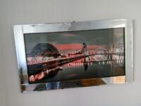 Mirrored Picture of Glasgow for Sale